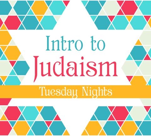 Banner Image for Intro to Judaism begins tonight!