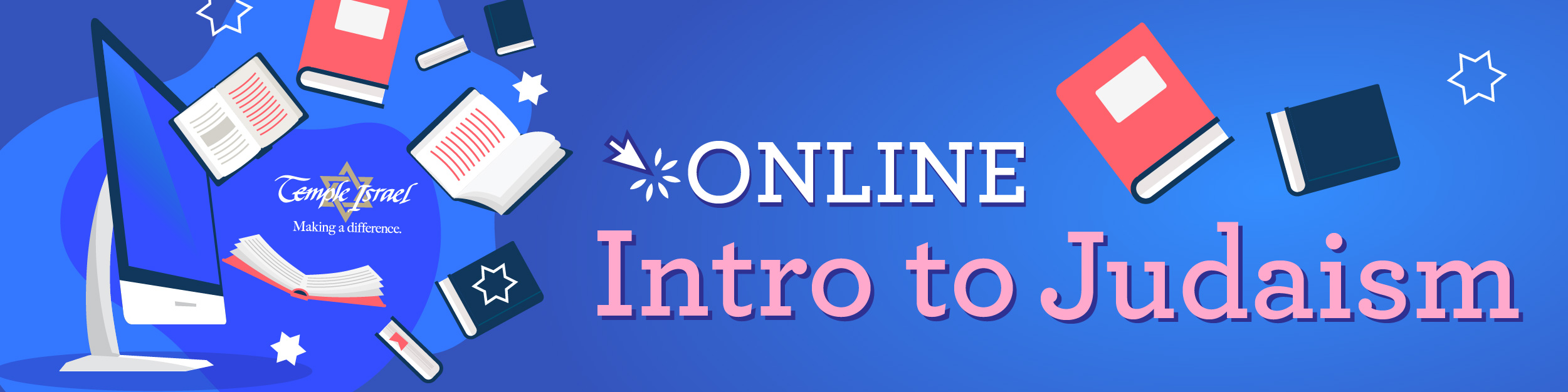 Banner Image for Intro to Judaism