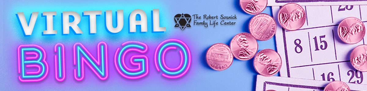 Banner Image for Virtual Bingo!