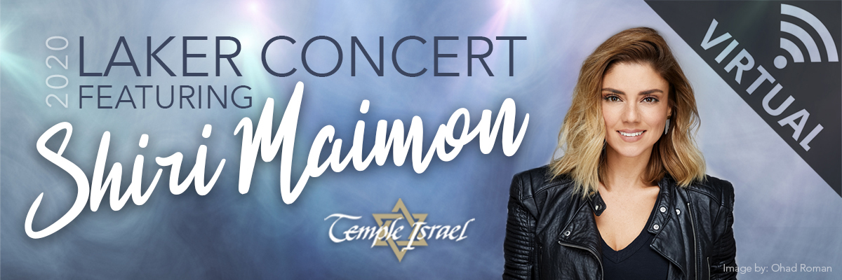 Banner Image for Laker Concert featuring Shiri Maimon