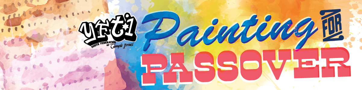 Banner Image for YFTI Painting For Passover