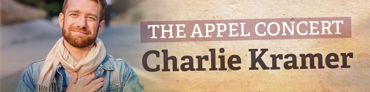Banner Image for Appel Concert featuring Charlie Kramer