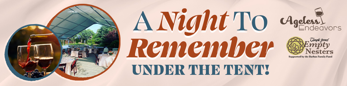 Banner Image for A Night to Remember Under the Tent