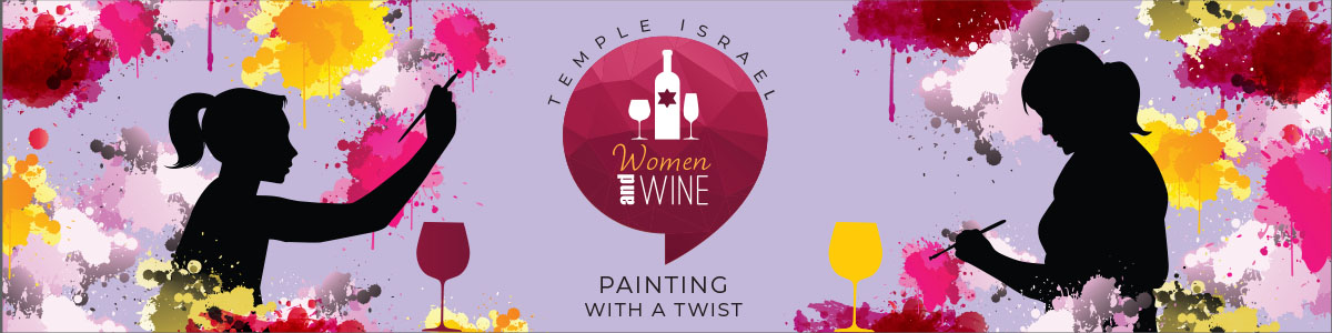 Banner Image for Women and Wine, Painting with a Twist
