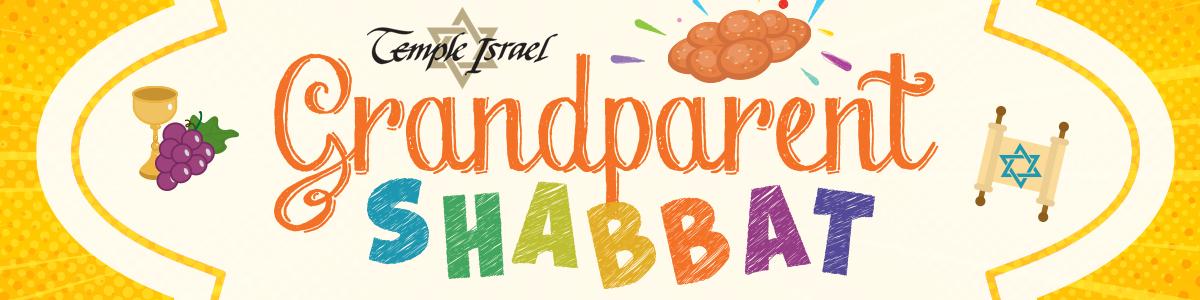 Banner Image for Grandparent Shabbat