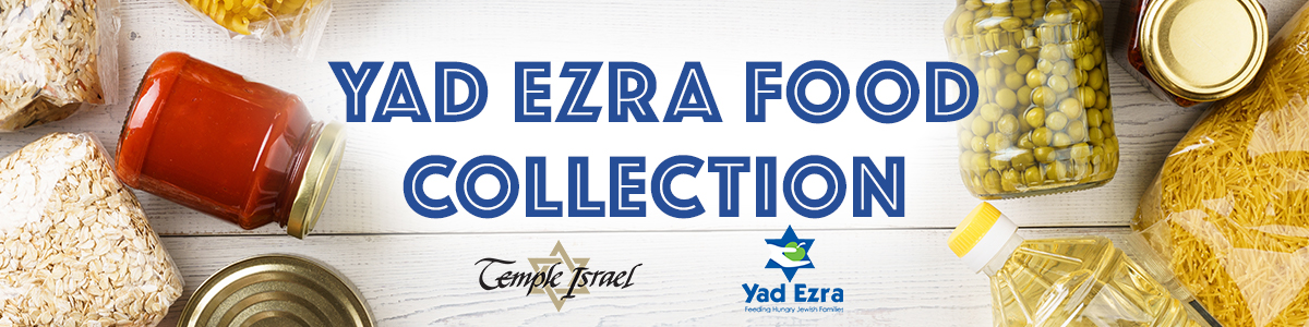 Banner Image for Yad Ezra Food Collection