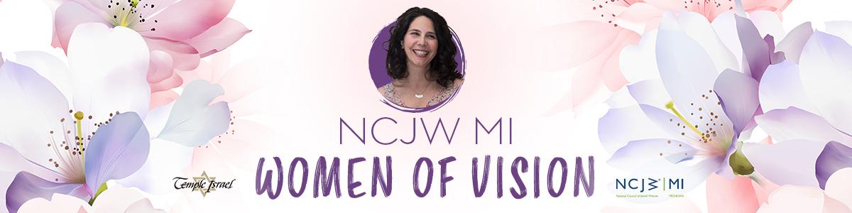 Banner Image for NCJW MI Women of Vision