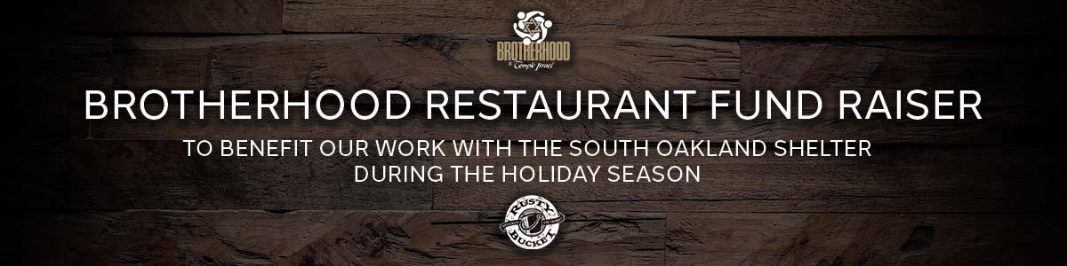 Banner Image for Brotherhood Restaurant Fundraiser