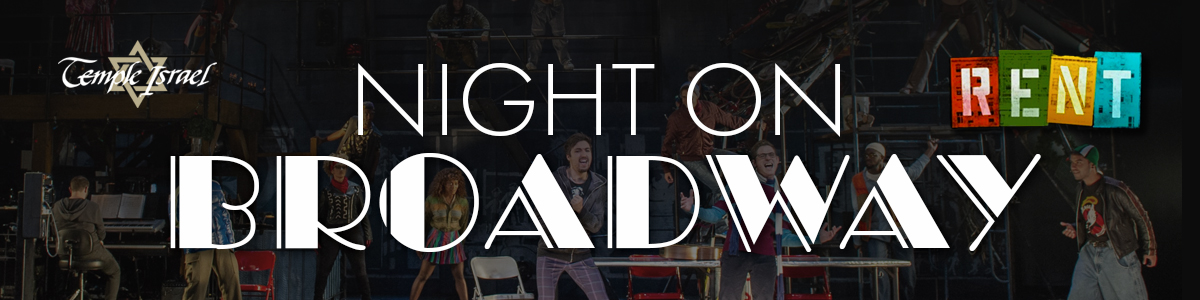 Banner Image for Night on Broadway - RENT