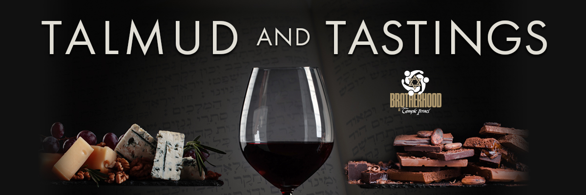 Banner Image for Talmud & Tastings: Guilty Pleasures
