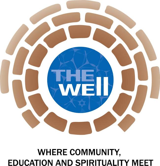 Temple Israel Detroit - The Well Logo - Where Community, Education and Spirituality Meet