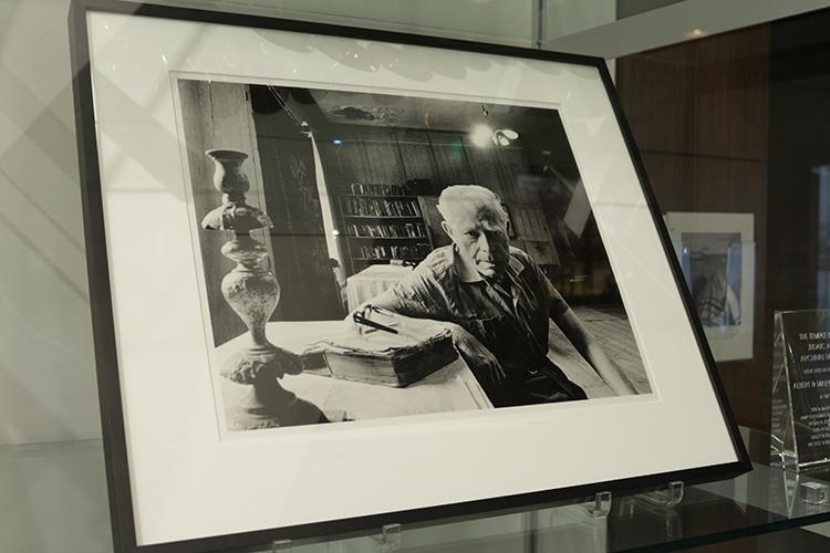 Goodman Museum - Chuck Fishman Photographs
