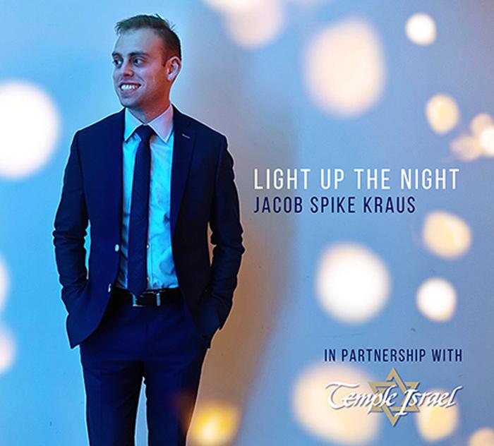 Chanukah EP - Light Up the Night - Jacob Spike Kraus