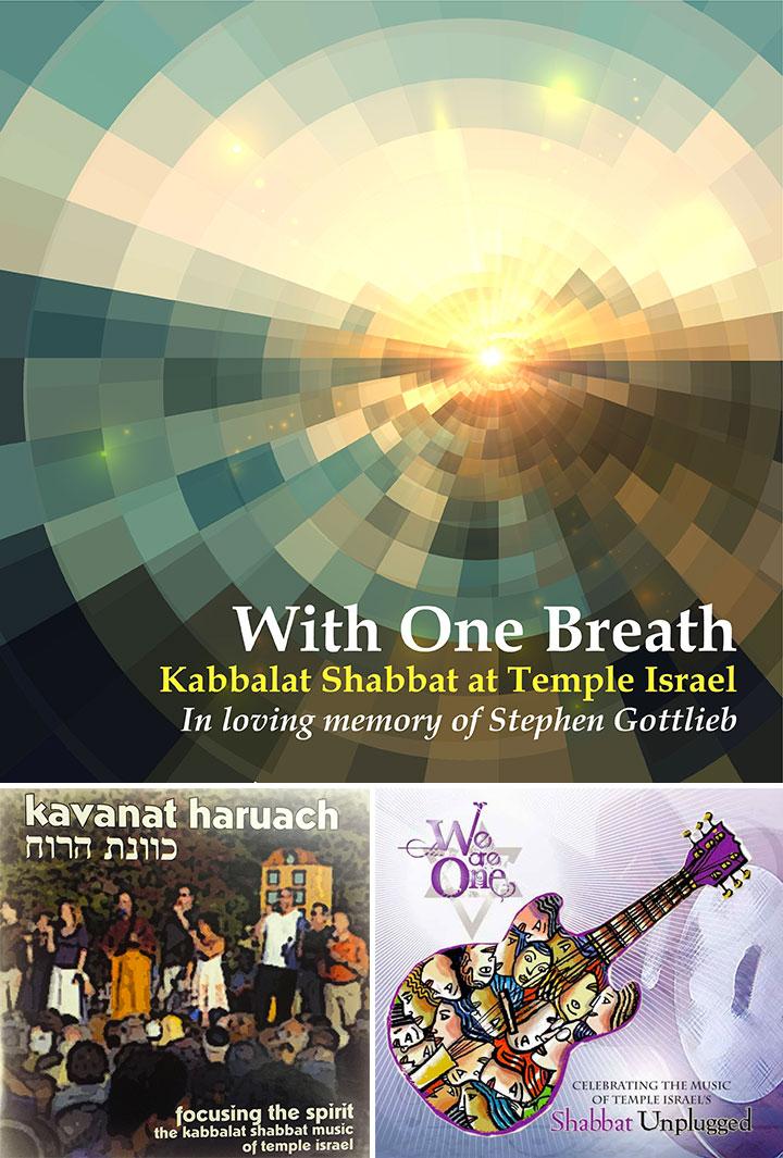 Kabbalat Shabbat Music WIth One Breath