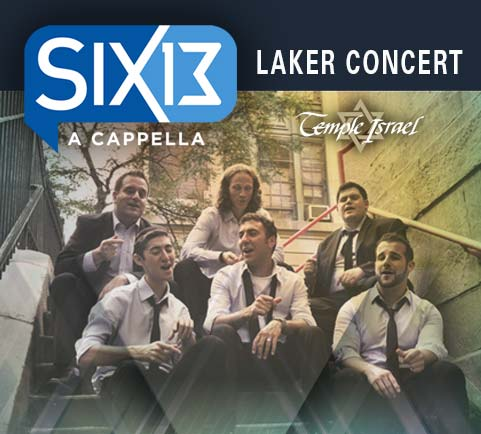 April 2020 Laker Concert with Six13