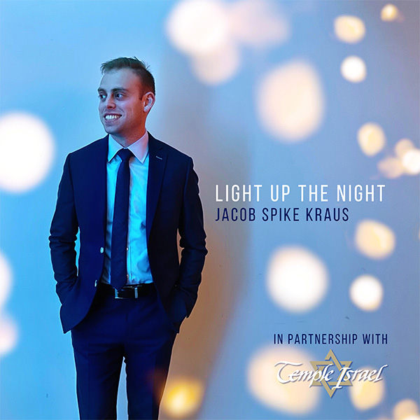Chanukah EP - Light Up the Night - Jacob Spike Kraus