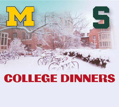 College Connection Dinners