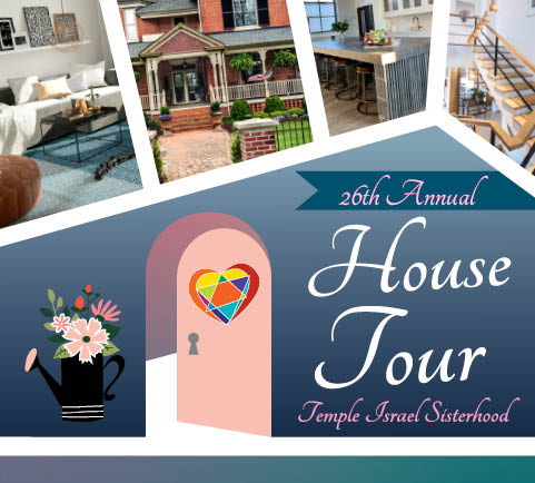 Sisterhood House Tour 2019 Temple Israel