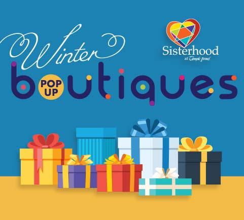 Sisterhood Winter Boutiques