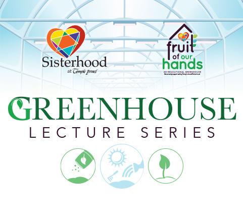 Sisterhood Greenhouse Lecture Series