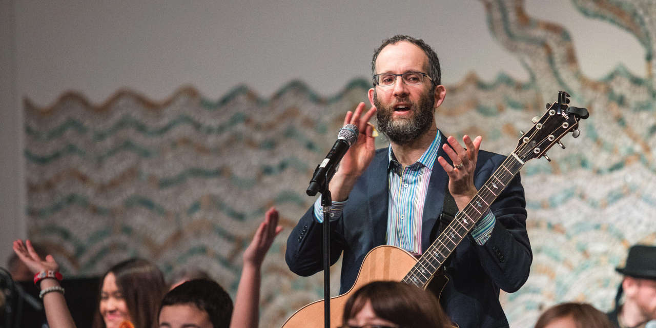 """<span class=""""slider_title"""">                                     Music nourishes the soul                                </span>                                                                                                                                                                                       <span class=""""slider_description"""">Sing. Dance. Celebrate. Experience how the music of Temple Israel is the heartbeat of our congregation.</span>"""