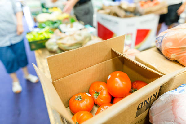 Temple Israel - Volunteering - Fresh Food Pantry