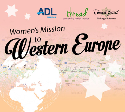 2020 Womens Mission to Western Europe