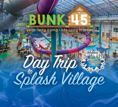 Bunk45 at Splash Village