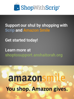 Scrip & Amazon Smile