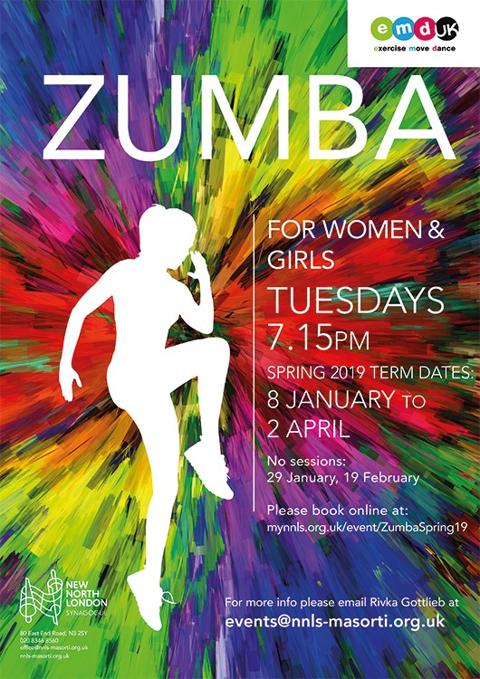 Banner Image for Zumba for Women