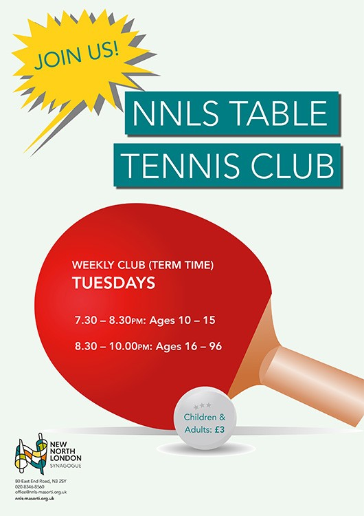 Banner Image for Table Tennis Club
