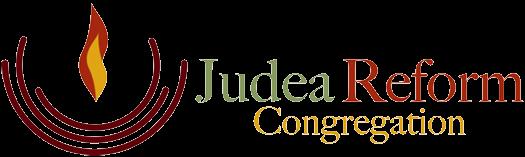 Logo for Judea Reform Congregation