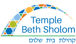 Logo for Temple Beth Sholom (Miami Beach)