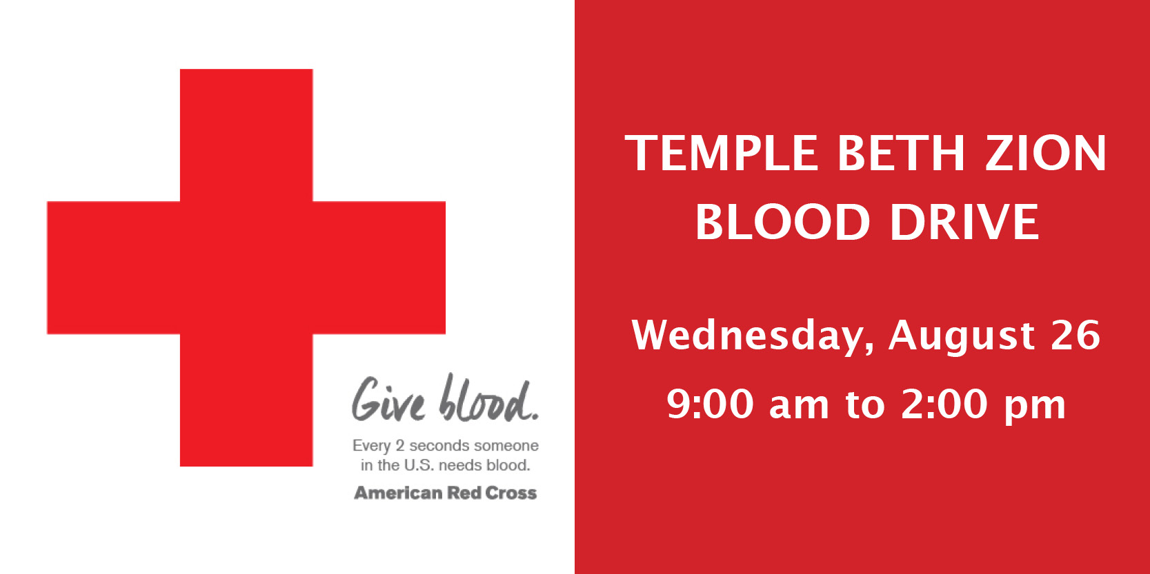 "<a href=""https://www.redcrossblood.org/give.html/drive-results?zipSponsor=BethZion""