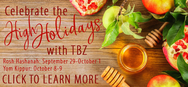 """<a href=""""https://www.tbzbrookline.org/high-holidays""""                                     target="""""""">                                                                 <span class=""""slider_title"""">                                     High Holidays 2019/5780                                </span>                                                                 </a>                                                                                                                                                                                       <span class=""""slider_description"""">The Holidays are sooner than you think! Get tickets, a schedule of services, and all the information you need to celebrate with TBZ this year.</span>                                                                                     <a href=""""https://www.tbzbrookline.org/high-holidays"""" class=""""slider_link""""                             target="""""""">                             GET TICKETS AND INFORMATION                            </a>"""