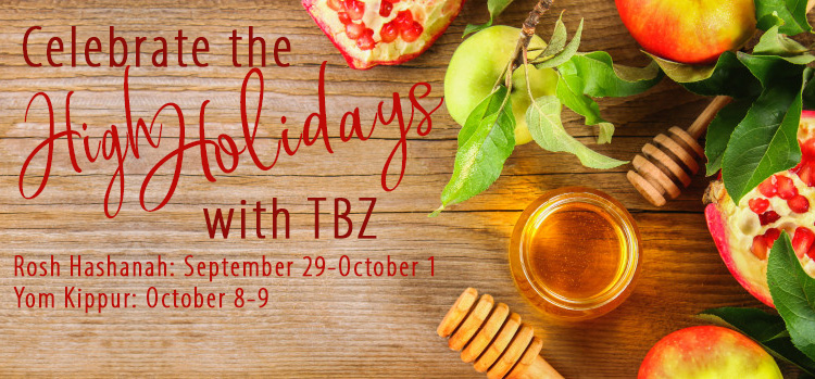 High Holidays - Temple Beth Zion