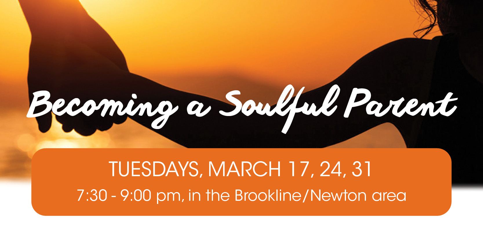 """<a href=""""https://www.tbzbrookline.org/form/soulfulparent.html""""                                     target="""""""">                                                                 <span class=""""slider_title"""">                                     VIRTUAL - Becoming a Soulful Parent: Adult Learning via ZOOM                                </span>                                                                 </a>                                                                                                                                                                                       <span class=""""slider_description"""">If you feel you could use more support moving forward on the longest, uncharted journey of your life, please join us on line for this Becoming a Soulful Parent Workshop, facilitated by Ilana Margalit.</span>                                                                                     <a href=""""https://www.tbzbrookline.org/form/soulfulparent.html"""" class=""""slider_link""""                             target="""""""">                             LEARN MORE & REGISTER                            </a>"""