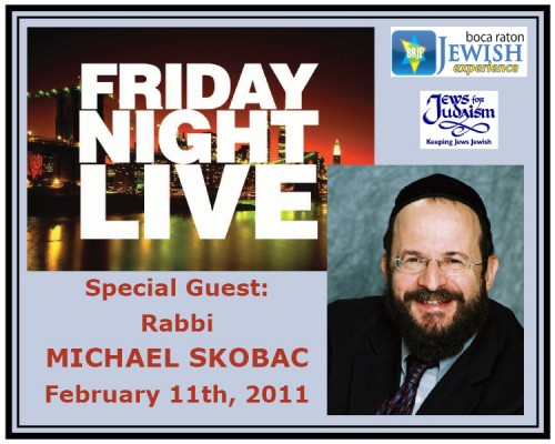 RABBI MICHAEL SKOBAK