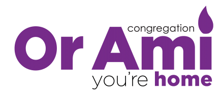 Logo for Congregation Or Ami