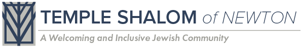 Logo for Temple Shalom (Newton)