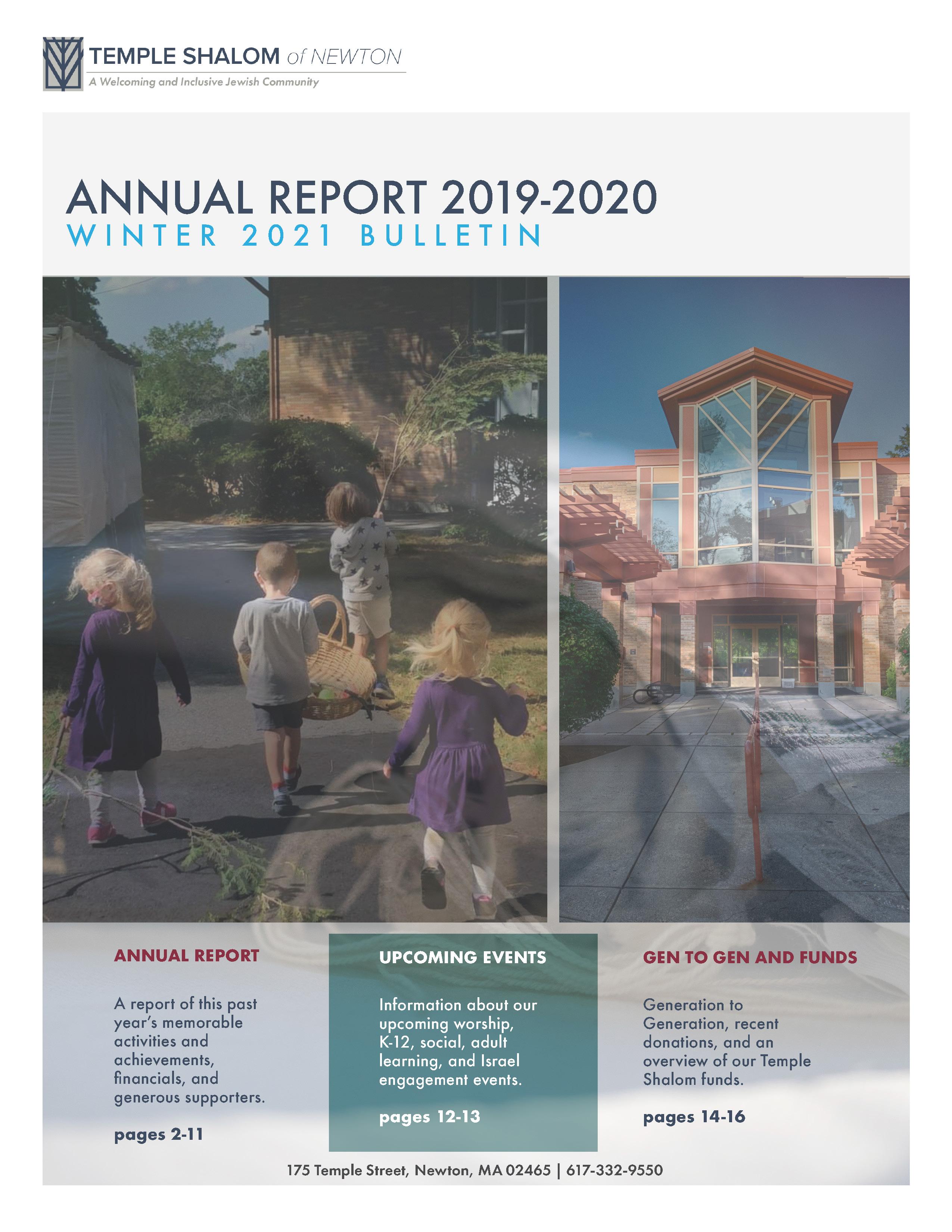 November 2020 Bulletin