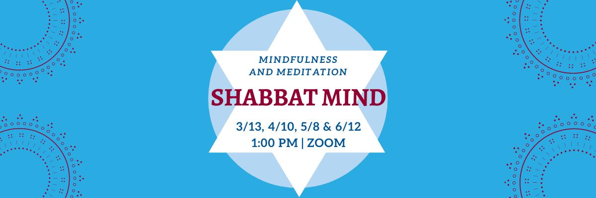 Banner Image for Shabbat Mind