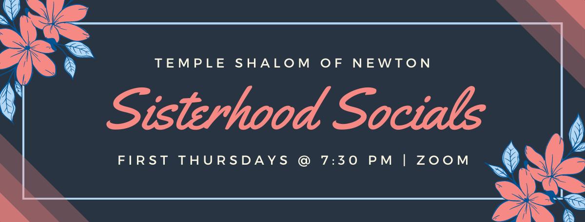 Banner Image for Sisterhood Socials