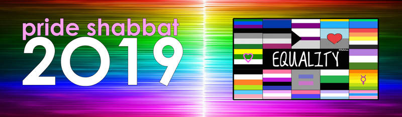 Banner Image for PRIDE SHABBAT at ST-KA