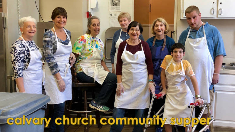 Banner Image for Calvary Church Supper