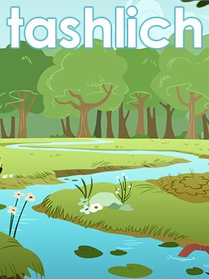 Banner Image for Tashlich