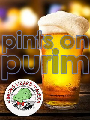 Banner Image for PINTS ON PURIM