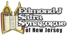 Logo for Edmond J Safra Synagogue