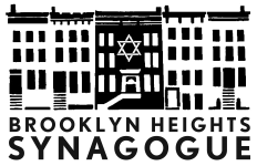Logo for Brooklyn Heights Synagogue