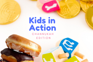 Kids in Action - Chanukah Edition